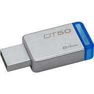 Kingston Datatraveler 50 64 Gigabyte - USB Stick