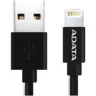 ADATA Lightning MFi 1m Black - Datový kabel