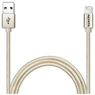 ADATA Lightning MFi 1m Gold - Datový kabel