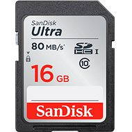 SanDisk SDHC 16 GB UltraClass 10 UHS-I - Speicherkarte