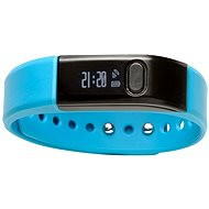Denver Fitnessband with Bluetooth 4.0 function modrý