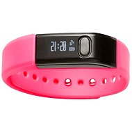 Denver Fitnessband with Bluetooth 4.0 function pink