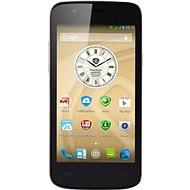 Prestigio MultiPhone 5453 DUO bílý - Mobilní telefon