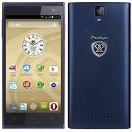 Prestigio MultiPhone 5455 DUO modrý