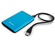 """Verbatim 2.5"""" Store 'n' Go USB HDD 1000 GB - blau"""