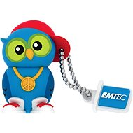 EMTEC Animals DJ Owl 8 GB