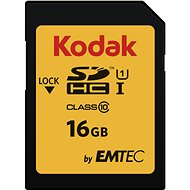 Kodak SDHC Class10 16 Gigabyte U1 - Speicherkarte
