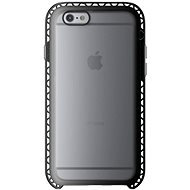 Lunatik seismics for iPhone 6 / 6S - black / transparent - Mobile Phone Cases