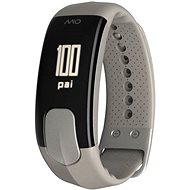 MIO SLICE grau - lange Band - Fitness-Armband