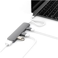 Hyper USB-C hub s 4K HDMI šedý