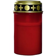 Hama LED graveyard candles, red