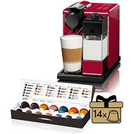 DeLonghi Nespresso Lattissima Touch EN 550 R red