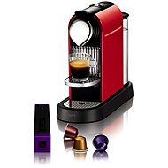 Krups Nespresso Citiz XN720510 red