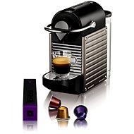 Krups Nespresso Pixie Titanium + Aeroccino