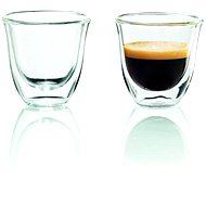 De'Longhi Espresso skleničky