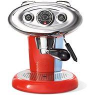 ILLY Francis Francis X7.1 červený + 2 keramické šálky - Kávovar na kapsle