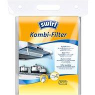 SWIRL Univerzální kombi filtr do digestoří - Filtr