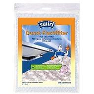 SWIRL Univerzální pachový filtr do plochých digestoří - Filtr
