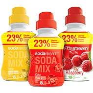 SodaStream 2+1 SHOP MIXV ColMalTon - Sirup