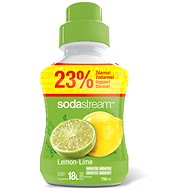 SodaStream Citron limeta - Sirup
