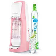 SodaStream Jet Pastel Red