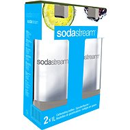 SodaStream GREY/Duo Pack 1L