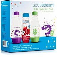 SodaStream Detský set 2 fľaše Príšerky + sirup SODA