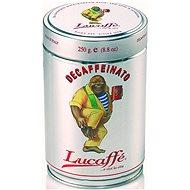 Lucaffe, nizkokofeinová, 250g, mletá