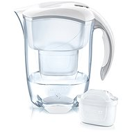 Filtration water kettle Brita Elemaris Meter white