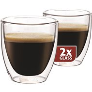 Maxxo Thermo DG808 espresso glasses