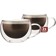Maxxo Thermo glasses DH913 cappucino