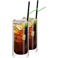 Maxxo Termo skleničky Cuba Libre - Sada sklenic