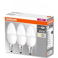 Osram Base-B 5.3w E14 2700K Set 3pc