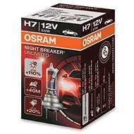 OSRAM Night Breaker Unlimited H7 55W PX26d - Autožárovka