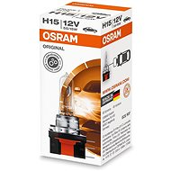 OSRAM H15 Original 12V,15/55W, PGJ23t-1 - Autožárovka
