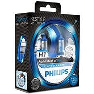 PHILIPS H7 ColorVision Blue, 55W, socket PX26d, 2kusy - homologated!