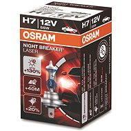 OSRAM H7 Nightbreaker Laser+130% - Autožárovka