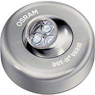 OSRAM Erwartung Vario Silber - Laschenlampe