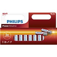 Philips LR6P12W 12st Pack - Akku