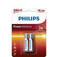 Philips LR03P2B 2 ks v balení