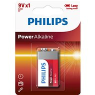 Philips 6LR61P1B 1pc in Paket - Akku