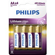 Philips FR6LB4A 4 pack