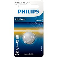 Philips CR2025 1 ks v balení