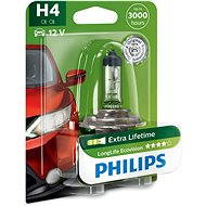 PHILIPS H4 LongLife EcoVision