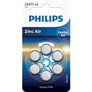 Philips ZA675B6A 6 pieces in package