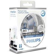 PHILIPS H1 WhiteVision 2ks - Autožárovka