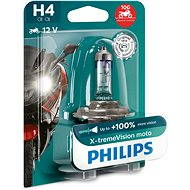 PHILIPS H4 X-tremeVision Moto - Car Bulb