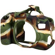 Easy Cover Fall Silic Reflex Canon 750D camouflage
