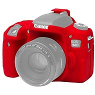 Easy Cover Case Silic Reflex Canon 756D red