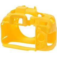 Easy Cover Reflex Silic pro Nikon D5200 žluté